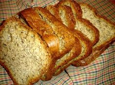 Slowly cutting down carbs? Try this recipe for Low Carb Bread to get a head start.