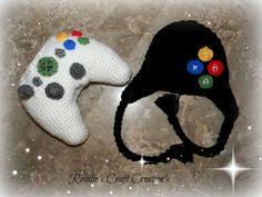 Xbox Crochet Pattern : Mas de 1000 ideas sobre Sombrero De Tiburon en Pinterest ...
