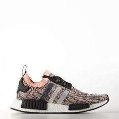 Adidas-NMD-R1-Primeknit-Tri-Color-Pink-pk-Core-Black-Light-Onix-BB2361-Size-9-w