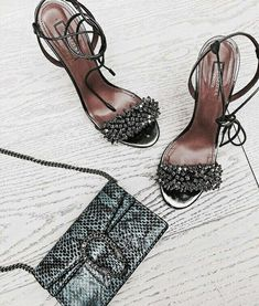Image about fashion in Sandals/ Heels/ Boots by Ada Luque Women's Shoes, Cute Shoes, Me Too Shoes, Shoe Boots, Shoes Style, Shoe Bag, High Heel Boots, High Heels, Black Heels