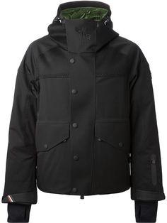 Moncler Grenoble Hooded Padded Jacket - Smets - Farfetch.com Зимние Куртки,  Мужской Гардероб 906522a67f6
