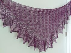 Ravelry: Ethereal pattern by Lakshmi Juneja Lace Knitting, Knitting Patterns Free, Free Pattern, Knit Crochet, Crochet Patterns, Knitted Shawls, Ethereal, Ravelry, Projects To Try