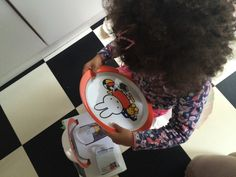 Rosti Mepal kinderservies Nijntje speelt