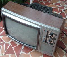 Samsung Television Set Model CT-330TM