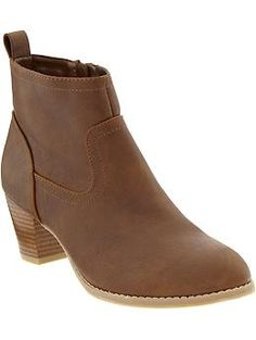 Women's Ankle Boots   Old Navy - Size 9 or 10?