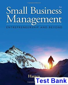 Free test bank for survey of accounting 4th edition by edmonds test bank for small business management entrepreneurship and beyond 6th edition by hatten more information more information financial accounting fandeluxe Image collections
