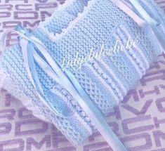 Lidy Dulce bebé. : Patrón de revista Love Knitting, Baby Knitting, Baby Patterns, Crochet Patterns, Handmade Baby Clothes, Baby Sweaters, Baby Wearing, Knit Crochet, Adidas Sneakers