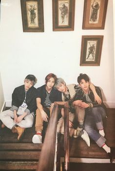 Woozi, Jeonghan, Hoshi & Joshua