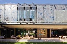 Residência A.B. - Andrade Morettin Arquitetos - Andrade Morettin Arquitetos