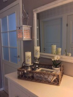 ❤️ Entryway Tables, Sweet Home, Mirror, Furniture, Home Decor, Decoration Home, House Beautiful, Room Decor, Mirrors