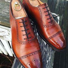 30 bästa bilderna på Handmade Shoes | brogues, snörkängor, derby