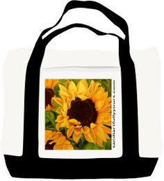 "Heavy-duty white canvas photo tote bag measures 20.5"" x 15.5"" x 6"" with a flat bottom for easy loading and standing         1.5 inch-wide woven shoulder straps provide sturdy support while the bag is on your shoulder or in your hands        $25 plus 5 shipping"