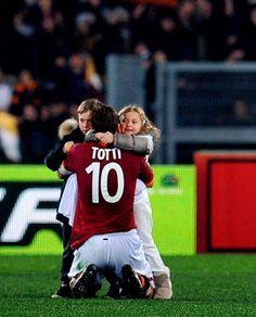 La Tana della Lupa: #Roma - #Genoa 3 - 1 - 17/18 - #Totti