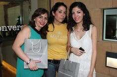Mukhi Sisters event part of Beirut Design Week, Beirut Souks- June'12.
