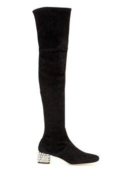 Autumn Boots The Directory - Miu Miu