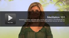 Meditation: why and how in less than 2 mins...