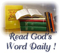 But his delight is in the law of Jehovah, And in his law he reads in an undertone day and night... Ps 1:2