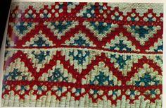 FolkCostume&Embroidery: Prigorje embroidery, Croatia