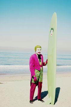 Batman- Surf's Up! Joker's Under! (1967)