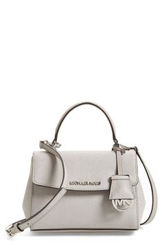 4de08b0706fd MICHAEL Michael Kors  Extra Small Ava  Leather Crossbody Bag available at   Nordstrom  178