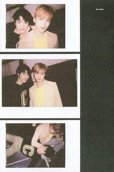 Nct Album, Polaroid Frame, Polaroids, Jeno Nct, Na Jaemin, Black Wallpaper, Taeyong, Jaehyun, Nct Dream