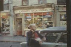 London's Screen Archives: Lambeth Walk I My Favourite Shop when i was little :)