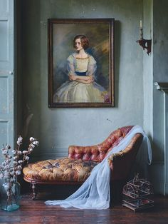 Homes & Antiques magazine - What's on this October: 'Power and Beauty: The Art of Sir Oswald Birley' @ Philip Mould & Co.