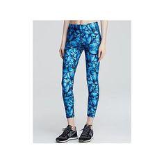Zara Terez Leggings - Turquoise Butterfly Print #pants #women #covetme
