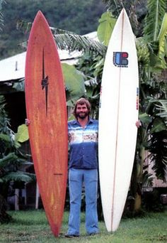 bradshaw surfboards | Board Collector: 1973 Ken Bradshaw shaped Lightning Bolt single fin ...