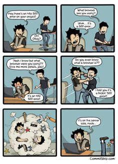 True story: properly reporting a bug Computer Humor, Computer Science, Programming Humor, Leo Zodiac Facts, Dark Jokes, Tech Humor, Science Memes, Geek Out, Hilarious