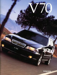 1997 Volvo V70 brochure Volvo Station Wagon, Volvo Wagon, Volvo V70r, Volvo Cars, Volvo Estate, Cars For Sale, Mercedes Benz, Classic Cars, Motorcycles