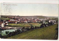 Blick vom alten Berg 1917