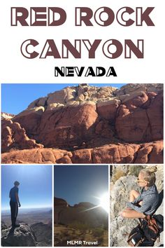 Going on a trip to Red Rock Canyon, Nevada #vacation #travel #nevada #adventure #hiking
