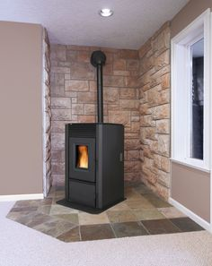 parement pierre pour poele a bois recherche google. Black Bedroom Furniture Sets. Home Design Ideas