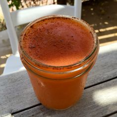 Raw Spiced Apple Cider from Yoga Girl