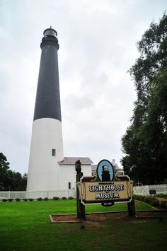 The Historic Pensacola Lighthouse