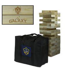 Tumble Tower Game - LA Galaxy