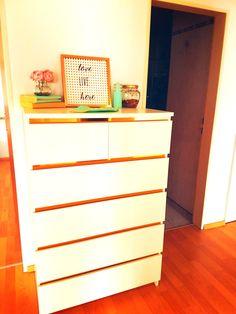 Ikea drawer upgrade