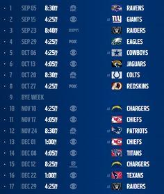 denver broncos 2013 schedule | Denver Broncos 2013 Schedule - FanSided - Sports News, Entertainment ...