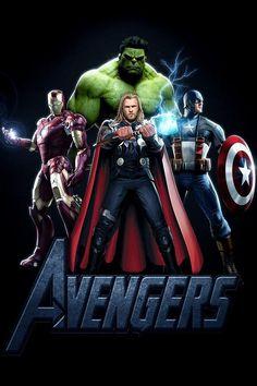 Marvel's Avengers | iPhone Wallpaper