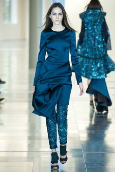 Antonio Berardi Fall 2015 Ready-to-Wear