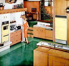 Kitchen (1959) oh wow