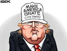 MADE IN U.S.A. | Aug/28/15 Cartoon by Sack