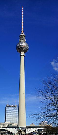 Torre de comunicaciones berlinesa