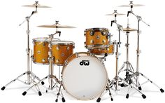 Customize my own drum set.