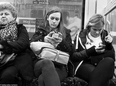 death-of-conversation-smartphone-obsession-photography-babycakes-romero-6 demilked.com, Babycakes Romero