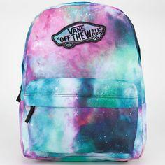 VANS Realm Backpack 238590957 | Backpacks YA LA TENGO// I HAVE THIS BAG ALREADY, AND I LOVE IT