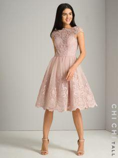 Chi Chi Tall Liviah Dress