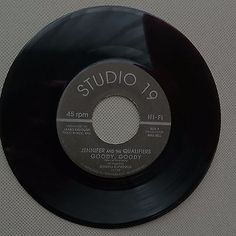 Jennifer and the Qualifiers 1993 Studio 19 Records  ( 45 Record) Goody Goody/ Cheap Punk Style   HTF 45! See now on EBAY! Untested but in VG Condition.  (As Is)