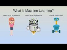 (2) A Friendly Introduction to Machine Learning - YouTube